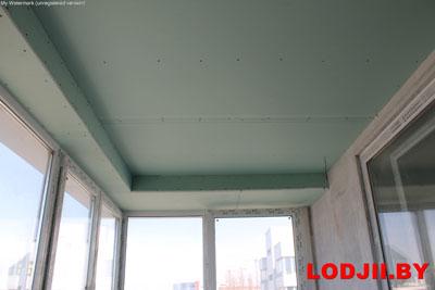 Выбор материалов для отделки балконов и лоджий.