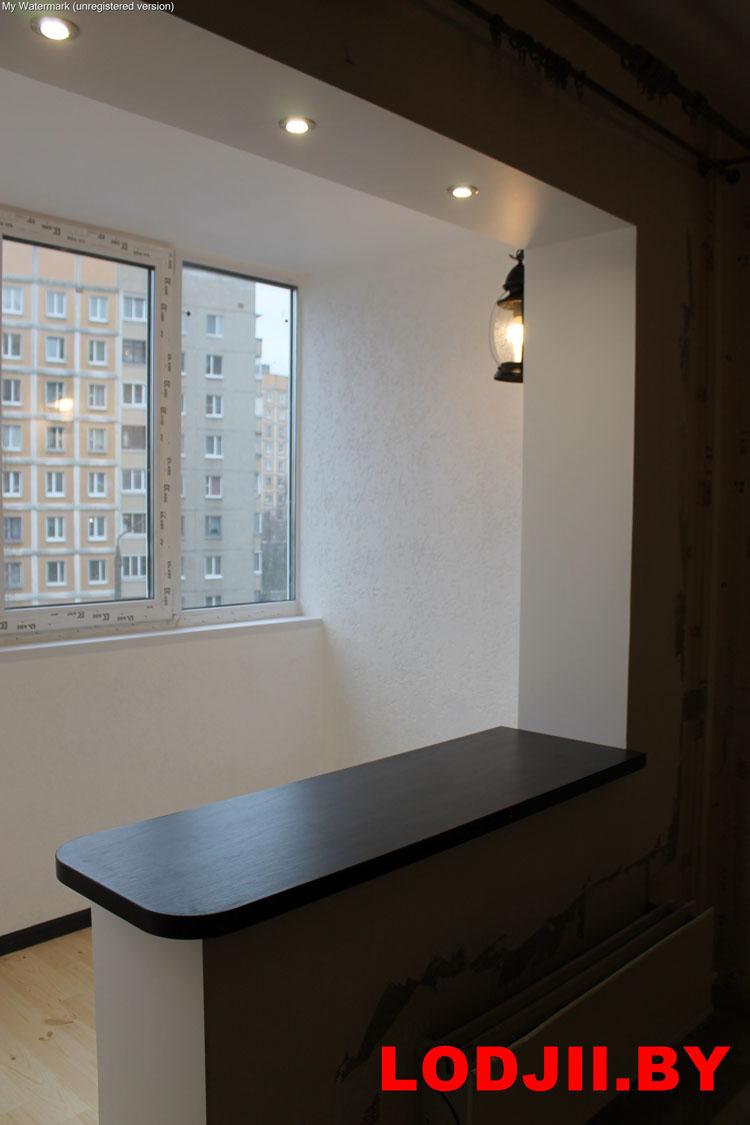 Объединение балкона с кухней, комнатой балкон комната.